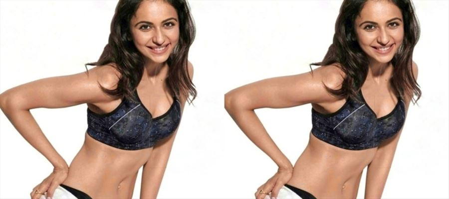 Rakul Preet giving indirect hints?