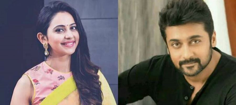 Rakul Preet pulls Tamil Star to AP and Telangana