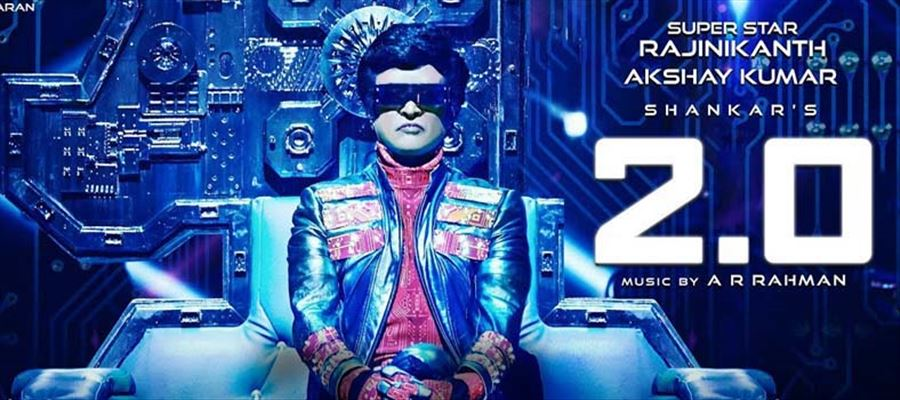#2Point0 Review - The movie delivers more than expectations - Fun, Excitement, Effects, and an Involving Story