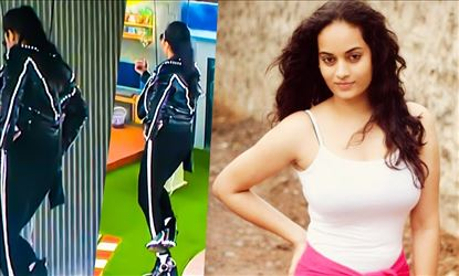 Suja Varunee makes her entry in Tamil Bigg Boss show