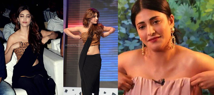 Shruti Haasan slowly getting into 'COMFORTABLE' position