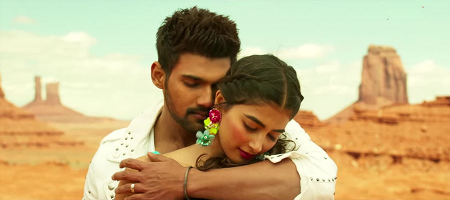 Box-office :: 'Saakshyam' fails Monday Test - Pooja Hegde back to 'FLOP' Heroine mode