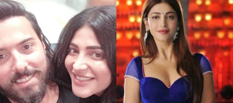 Shruti Haasan is back with Corsale
