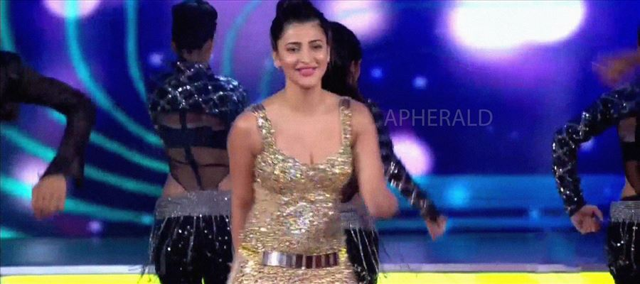 A Big demand for Shruti's stage performance...
