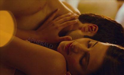 "Shruti Haasan shocks with an answer - ""Whether I had it with my boyfriend on Valentine's Night?"""
