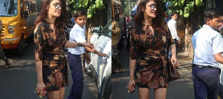 Shruti Haasan's latest clicks in 'SUMMER DRESS' in Public will get you new ideas!