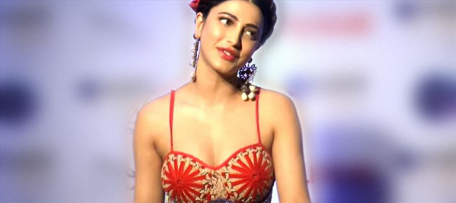 Why Shruti was given such an honour?