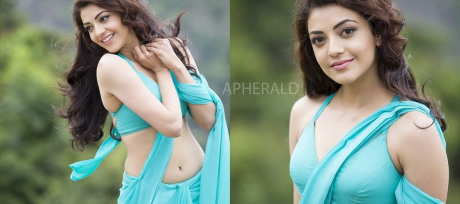 Kajal in a Hill station?