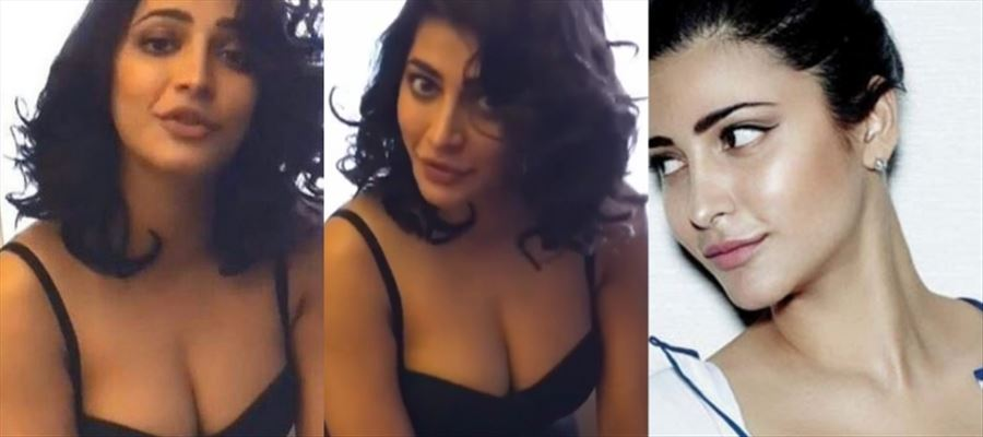 Whhaaa...ttt...?? Please Don't Show these Again - Fans plead to Shruti Haasan - See these latest 16 Photos yourselves