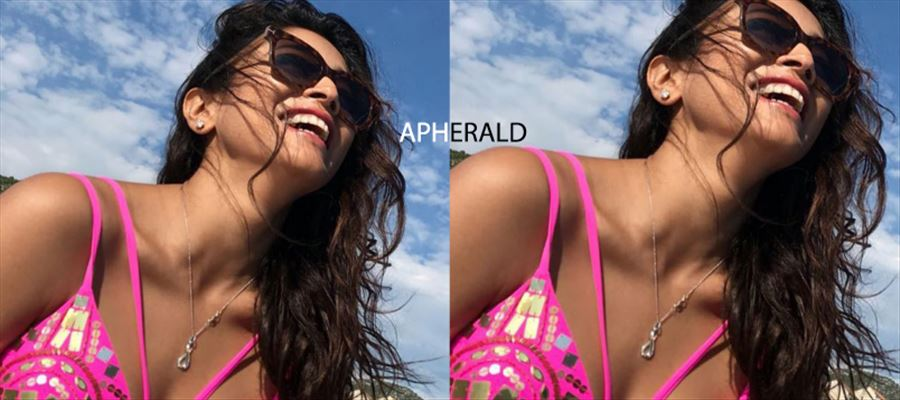Married and Still flaunting herself in Bikini - View Pics!