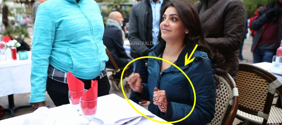 Kajal Aggarwal got 'ENGAGED' ??