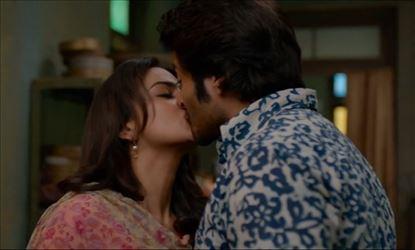 Shraddha Srinath has lots of Passionate Lip-Locks in 'THIS' movie - Check all Lip-Lock Photos Inside