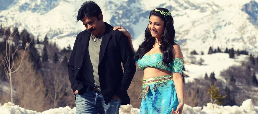 Oops! Pawan Kalyan - Shruti Haasan movie Record broken by an Actor who is not even 5 Movies Old