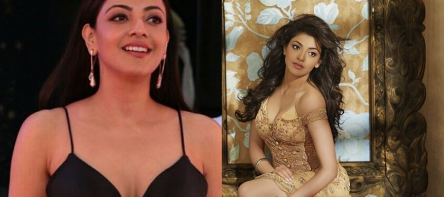 Kajal Aggarwal approached for a Topless Shoot
