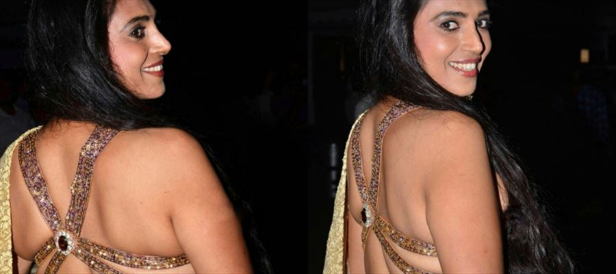 This is how the 44-Year-Old Actress was Dressed and attended the Filmfare Award Event - More Hot Photos Inside