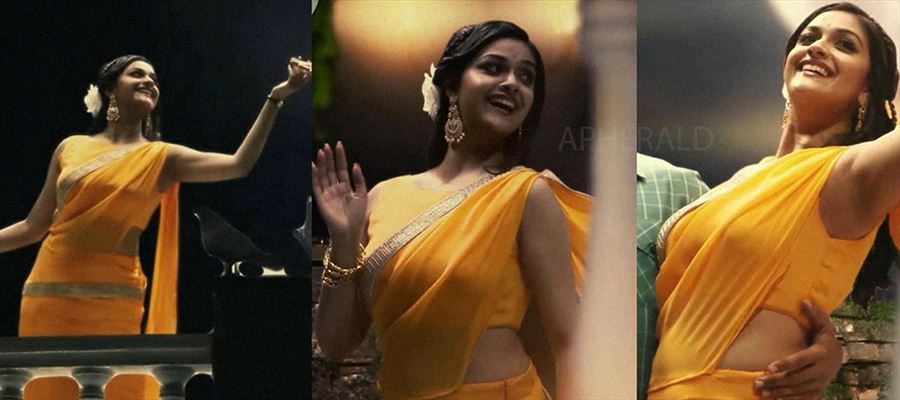 Why Keerthy takes 2 hours in Make Up room?