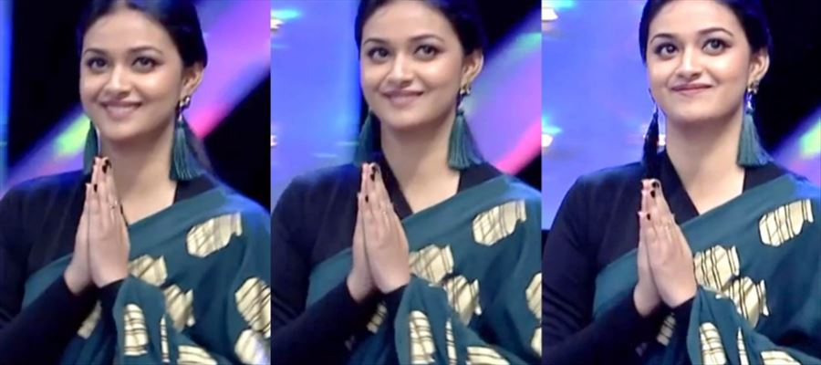 Keerthy says enough of everything!