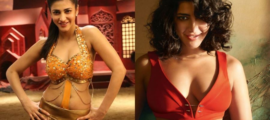 Shruti Haasan gets the highest honor and that makes other jealous