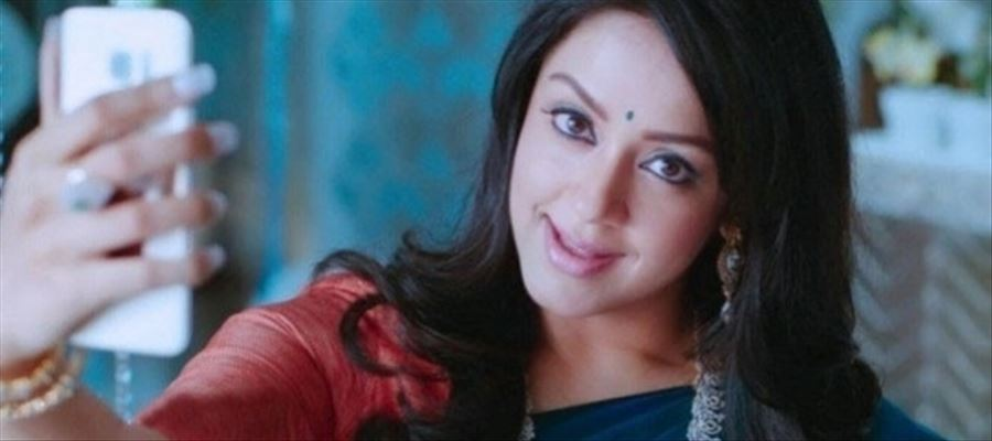 Jyothika launches Brother!