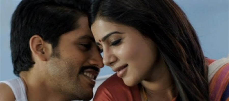 Samantha and Chay were in love from their very first flick - Do you know?