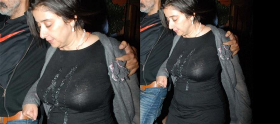 47-Year-Old Actress is 'BACK'