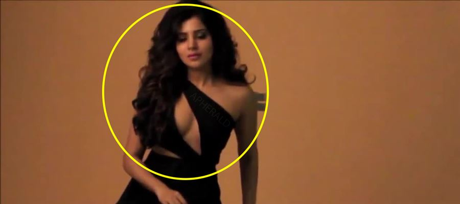 Have you seen this Old and Hot Photoshoot of Samantha Akkineni?