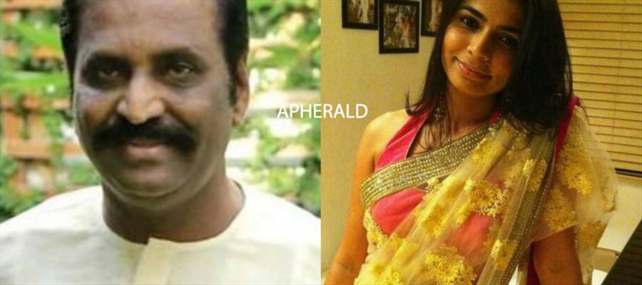 Poet Vairamuthu BREAKS SILENCE on SEXUAL HARASSMENT issue with Singer Chinmayi