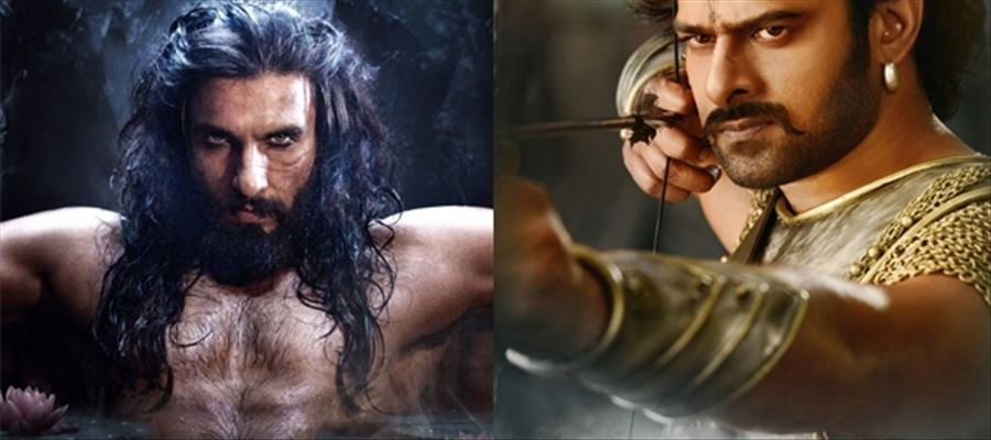 WoW! That's Huge... 'BAAHUBALI 2' Life-Time Record Crushed in just 19 Days by 'PADMAVAT' at Box-Office