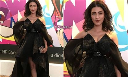 Shruti Haasan's desire is to act with