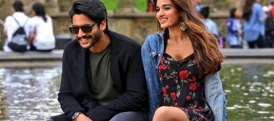 FIRST REPORT - SAVYASACHI REVIEW - CHAY FAILS ONCE AGAIN