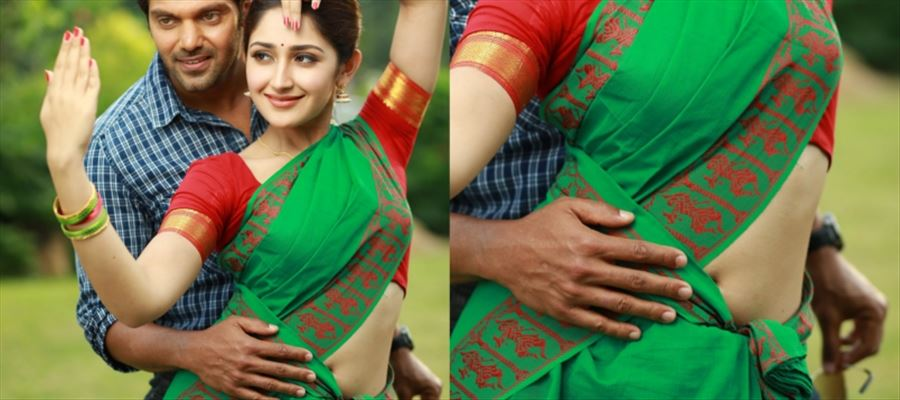 Sayyesha knows to Show Off the Right Areas - HD Photos Inside
