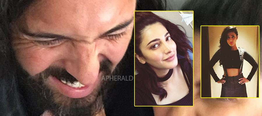 Oops... Shruti Haasan makes her Boyfriend 'Grunts in Pain' by doing 'THIS'... See these 'Naughty' Photos