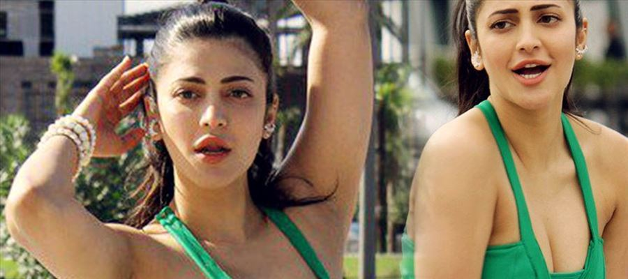 Shruti Haasan opens on how she developed her Passion