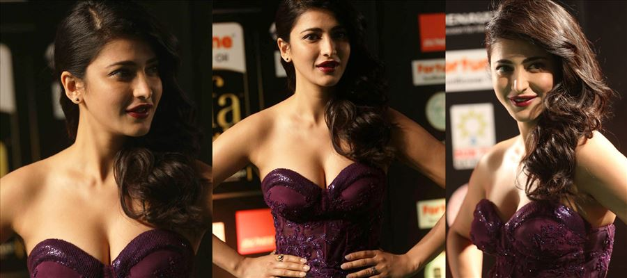 These latest 12 Photos of SHRUTI HAASAN will make you Sweat and Drool over her