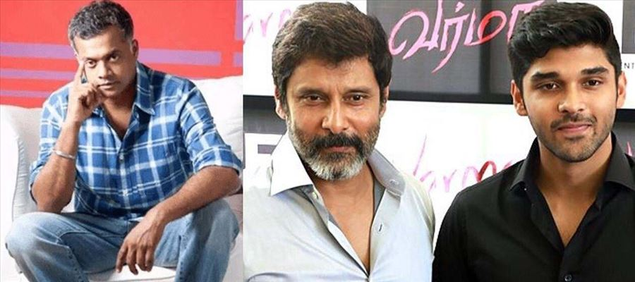 Gautham Menon to join Dhruv?