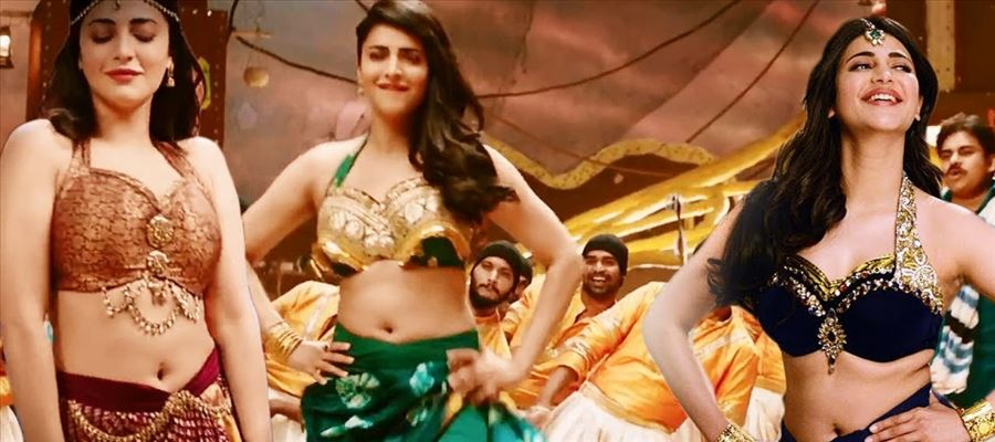 Shruti Haasan ready to Box?