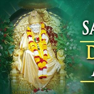 Shirdi Sai Baba Dhoop Aarti With Lyrics Evening by Pramod Medhi