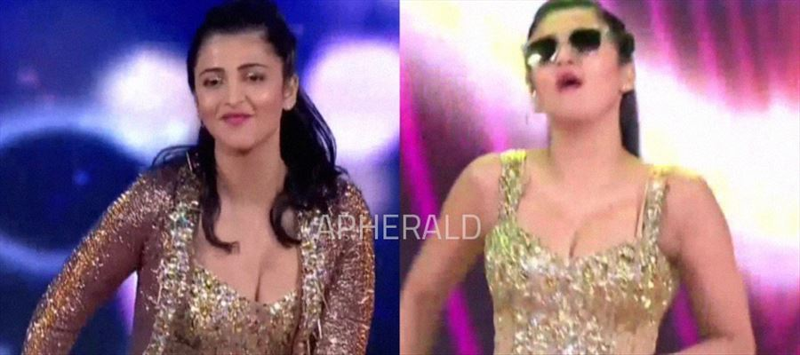 These RECENT 5 Oops! Moments of SHRUTI HAASAN will leave you LUSTING for her