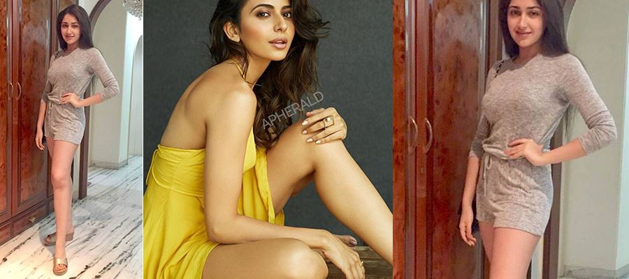 Rakul Preet Finishes, But this 19-Year-Old Actress Delays...