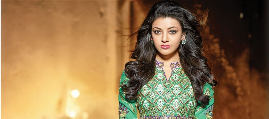 Kajal Aggarwal goes Bold for Producer's Son