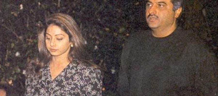 """Sri Devi never had Any Pleasure with Boney Kapoor..."" Mystery revealed by Close Family Friend"