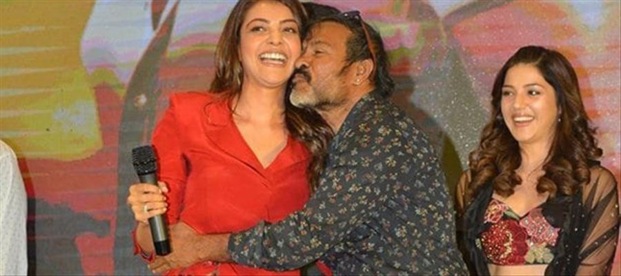 Kajal Aggarwal says She got Call 'PERSONALLY' that night after the camera man kissed her on stage