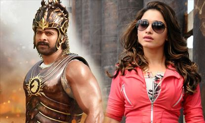 Tamannah shows interest to act with Prabhas again