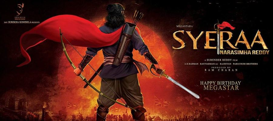 INSIDE STORY: Chiranjeevi's Shoulder Problem Delaying Sye Raa