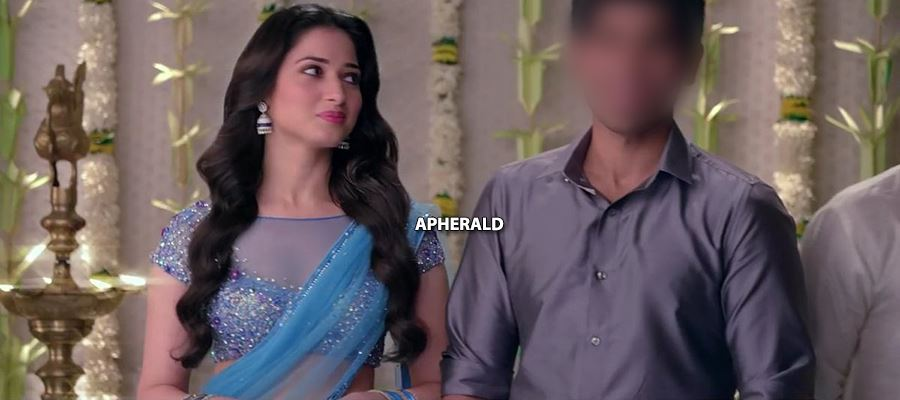 Can you believe? Is this Tamanna ??