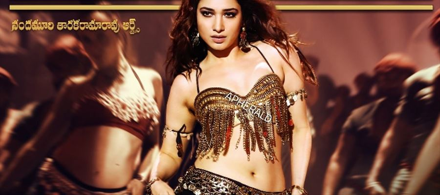 TAMANNAAH's SEXY ITEM SONG 'SWING ZARA' from Jr NTR's JAI LAVA KUSA REVEALED - VIDEO PREVIEW