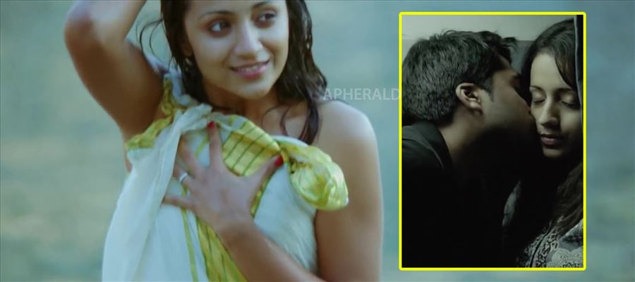 Trisha join hands with Controversial Hero and 'THAT' Director