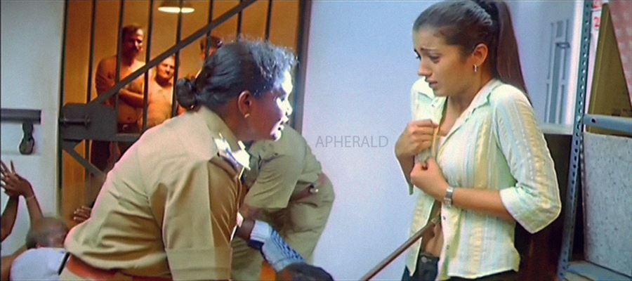Trisha's next gonna expose Cops Atrocities