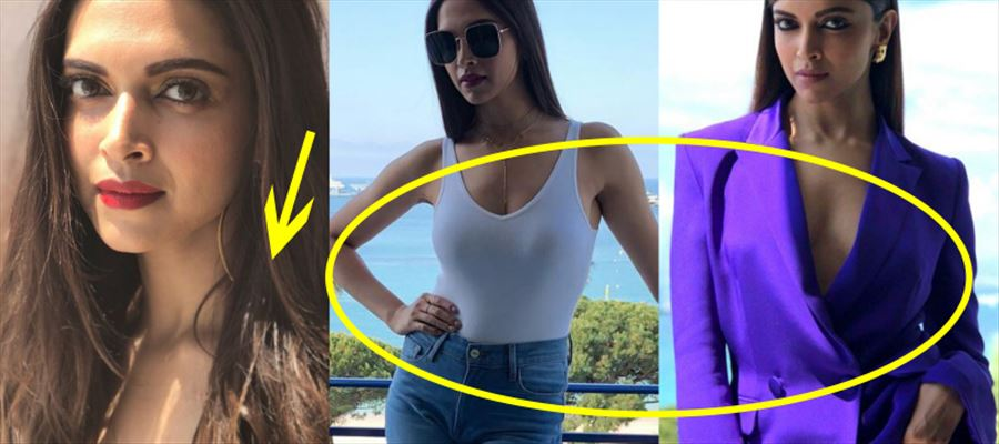21 HOTTEST Photos of Deepika Padukone at Cannes - She has just made the day 'Hotter'