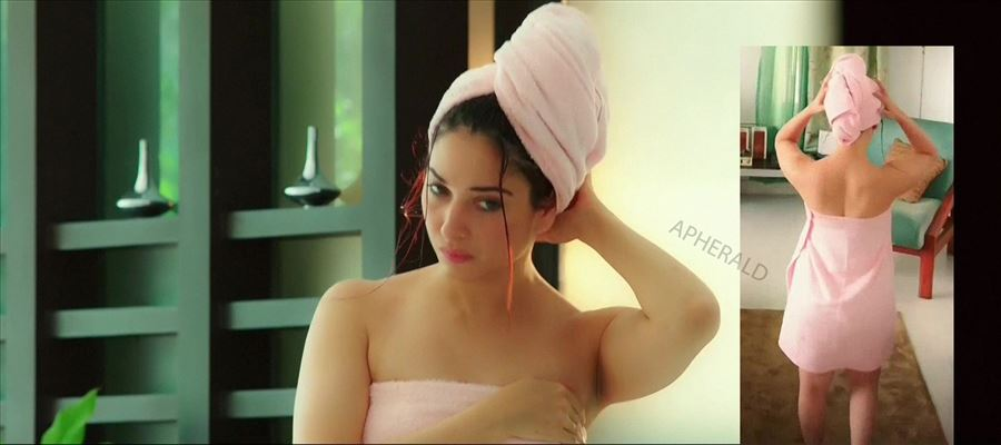 Tamanna accepts Bathing Soap TVC